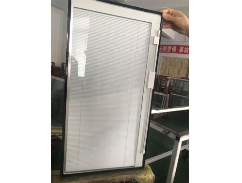 14mm hollow layer shutter glass